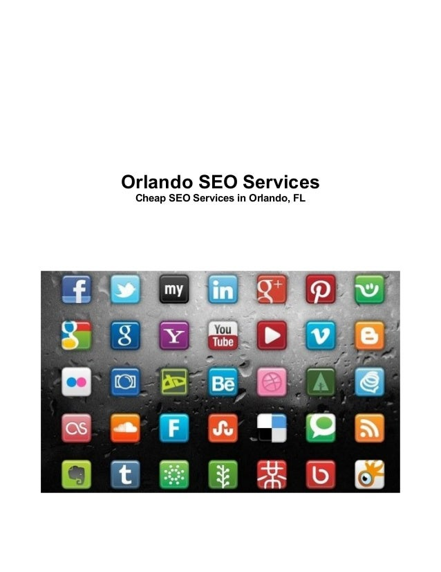 Cheap SEO Services in Orlando