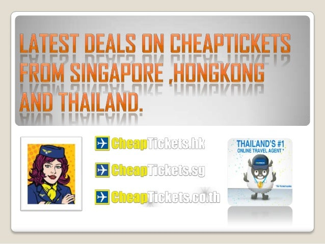 CheapTickets Deals for Flights