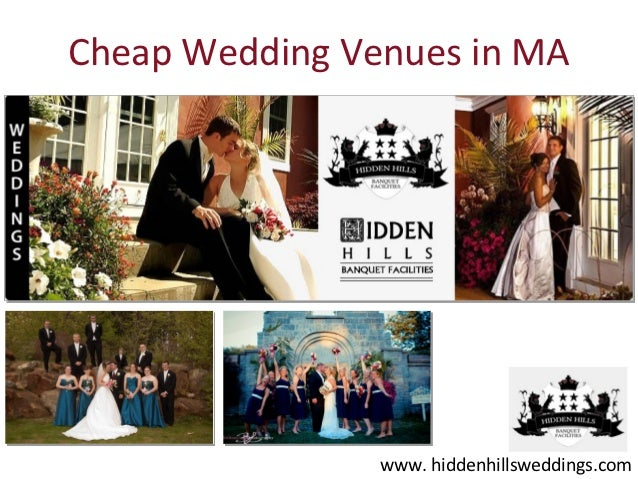 inexpensive wedding venues in ma unusual