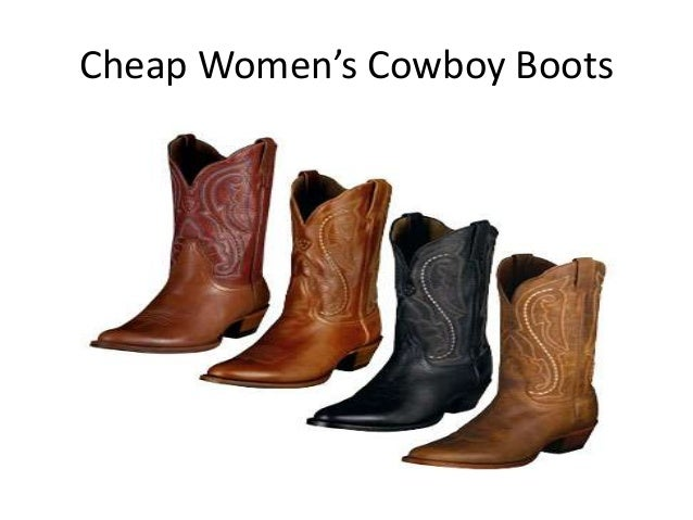 Cheap Cowboy Boots For Ladies - Cr Boot