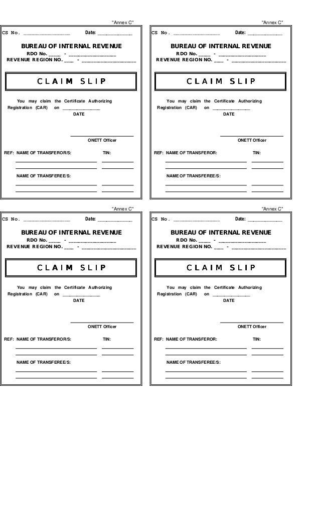 Registration Certificate For Car Registration Car on