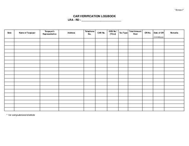 vehicle log book spreadsheet physic minimalistics co