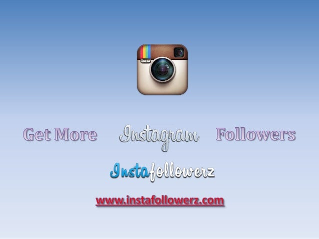 Check my followers on instagram