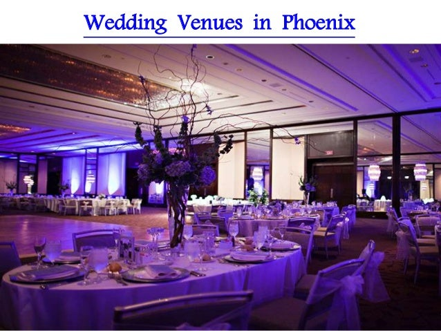 Check Out The Wedding Venues In Phoenix