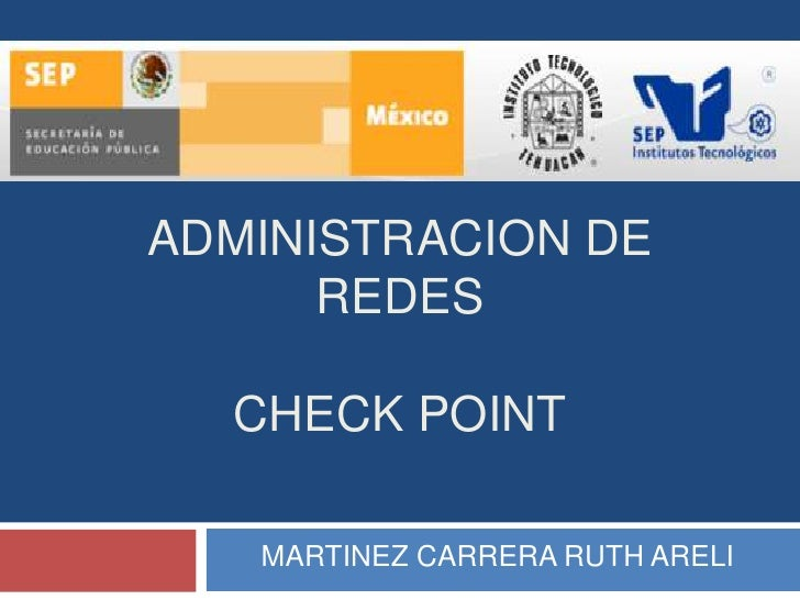 Check point