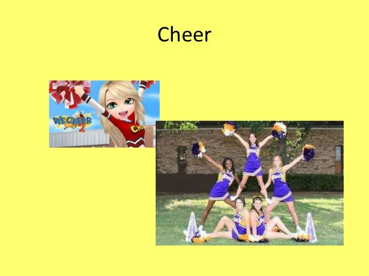Cheer<br />