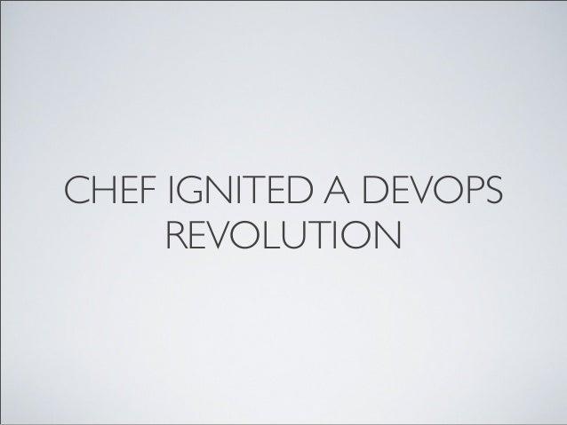 Chef ignited a DevOps revolution – BK Box