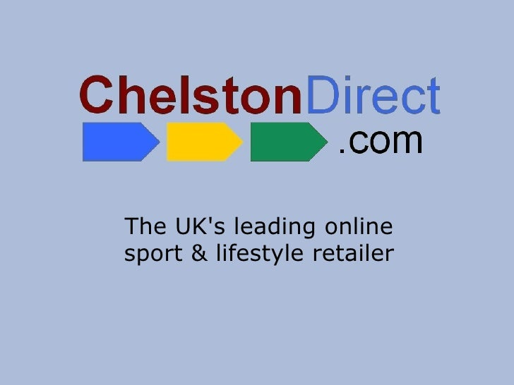 The UK's leading online sport & lifestyle retailer