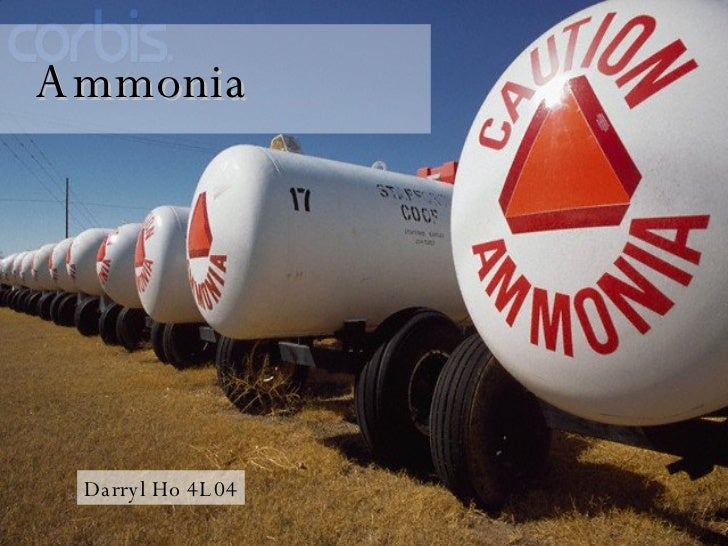 Chem Ace Ammonia