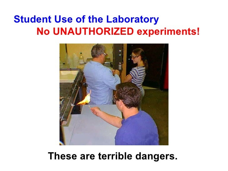 Chem Hapg1 Lab Safety Powerpoint