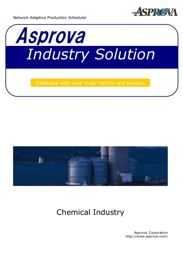Industry Solutions - Chemical Industry