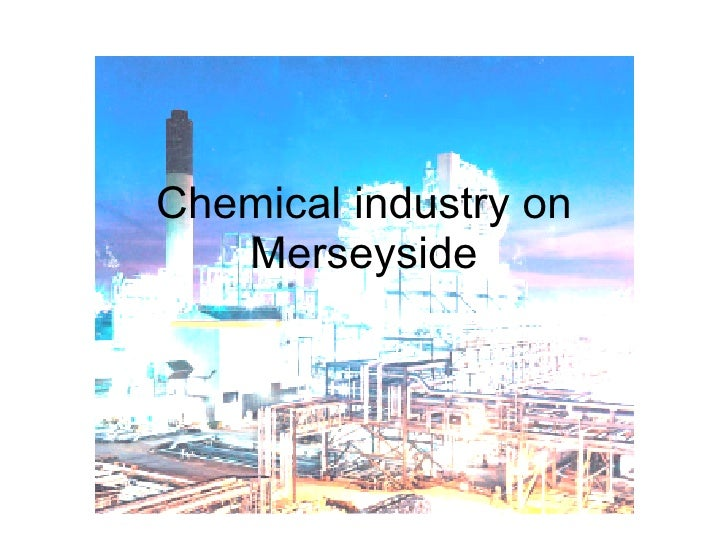 Chemical Industry On Merseyside