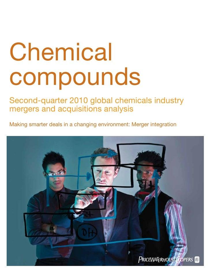 Chemical Compounds Q2 2010