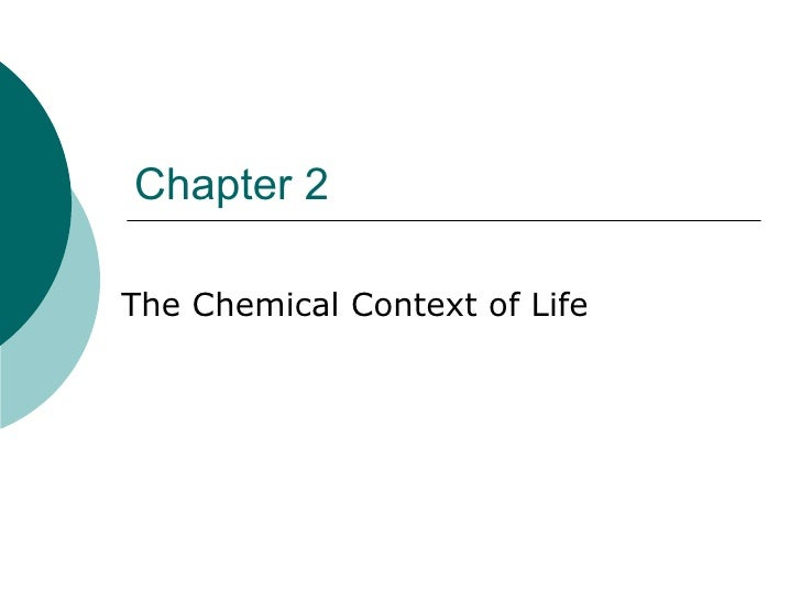 Chemical contextoflife[1]