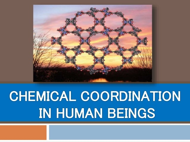 Chemical Coordination in Human Beings