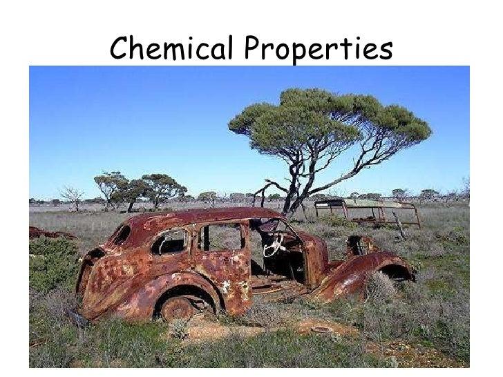 Chemical Properties