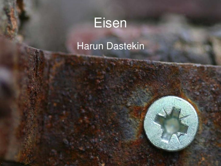 EisenHarun Dastekin