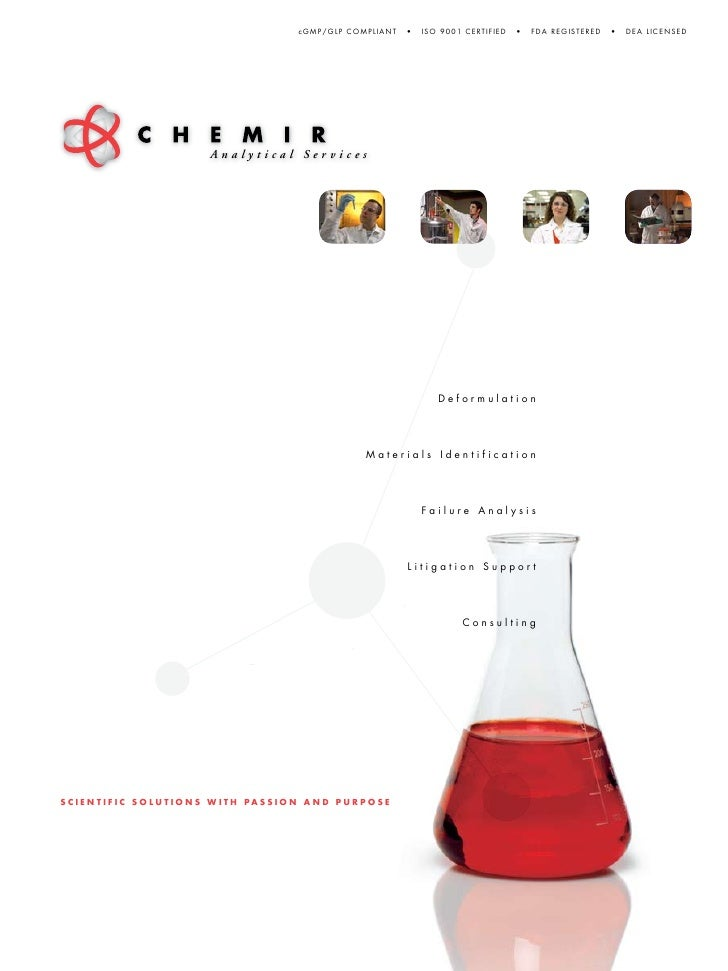 Chemir Analytical Services
