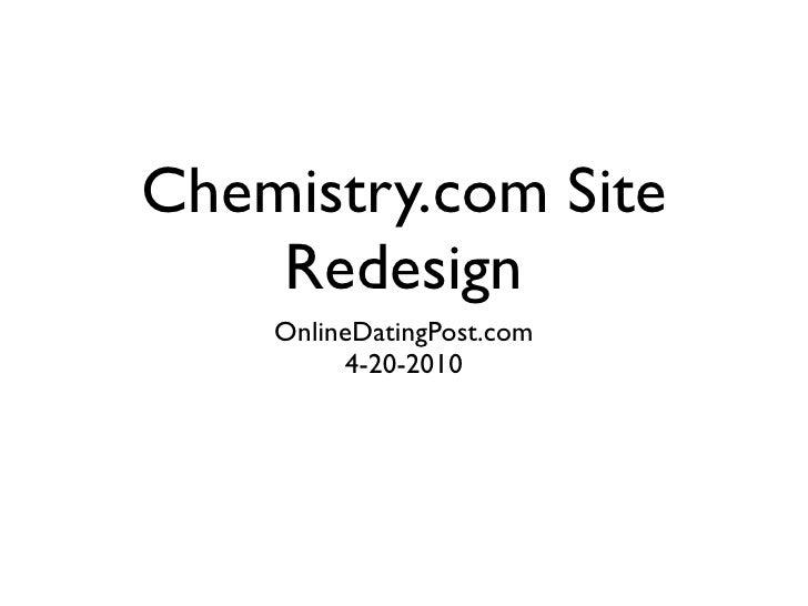 Chemistry.com redesign
