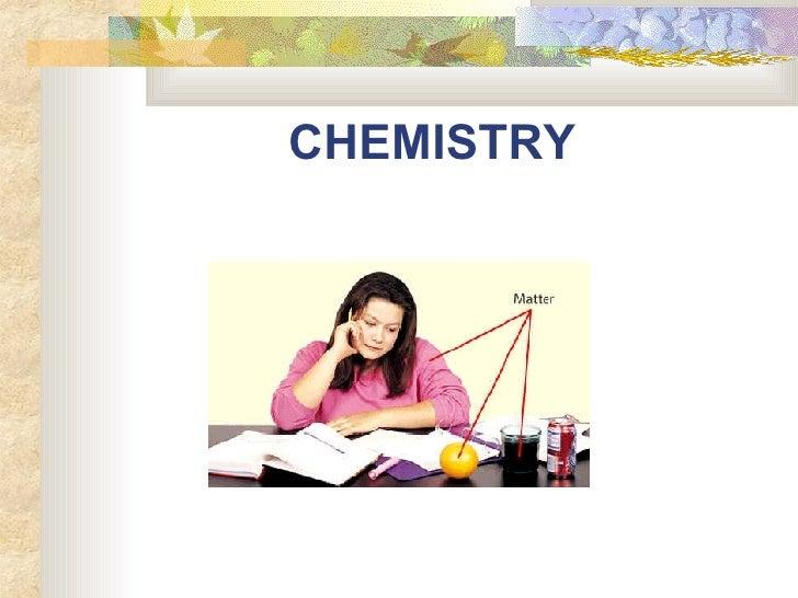 Chemistry Edited