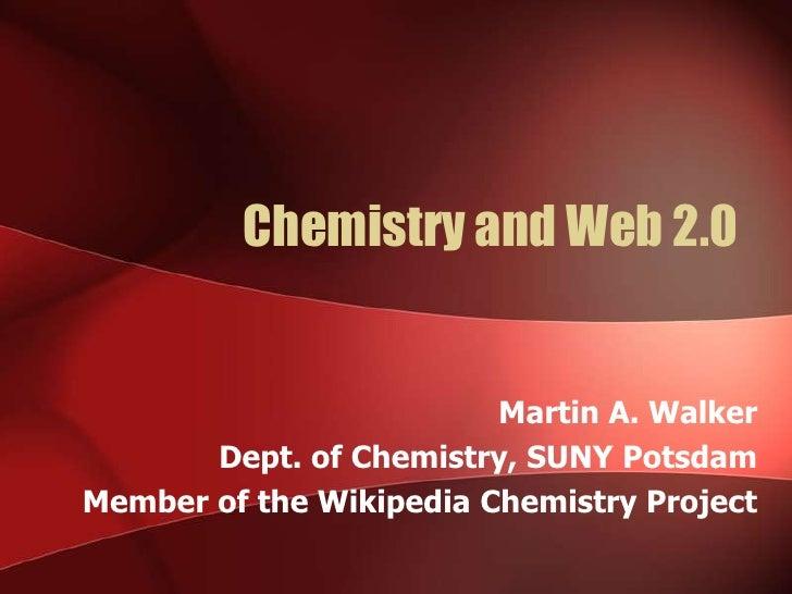 Chemistryand web2 ma walker 2 5 10