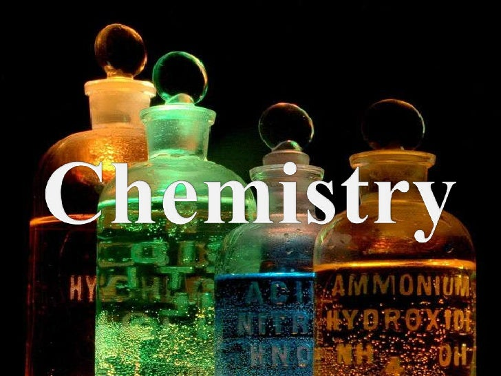 Chemical Reactions MB