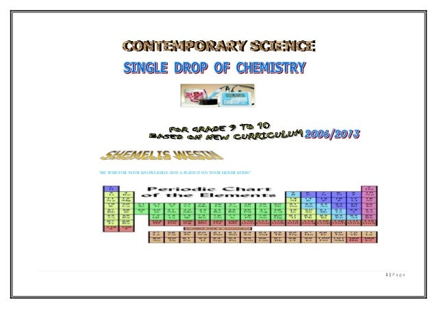 single drop of chemistry module for grade 9-12 student reference:by shemelis weisn east hararghe melka balo