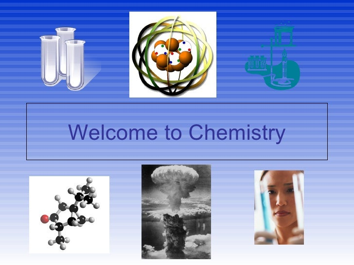 Chemistry Chapter 1