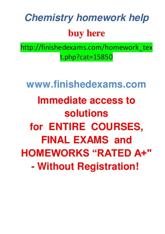 chemistry help homework Homework help woodlands junior kentbuy college papers nowhomework help alabama onlineorder a paper online.