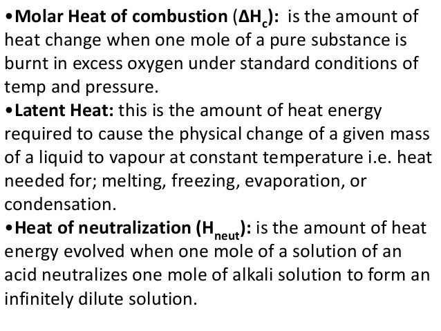 to determine enthalpy change essay You usually calculate the change of combustion from enthalpies of formation the standard enthalpy of combustion is ##δh_c^°## it is the heat evolved when 1 mol of a substance burns completely in oxygen at standard conditions.