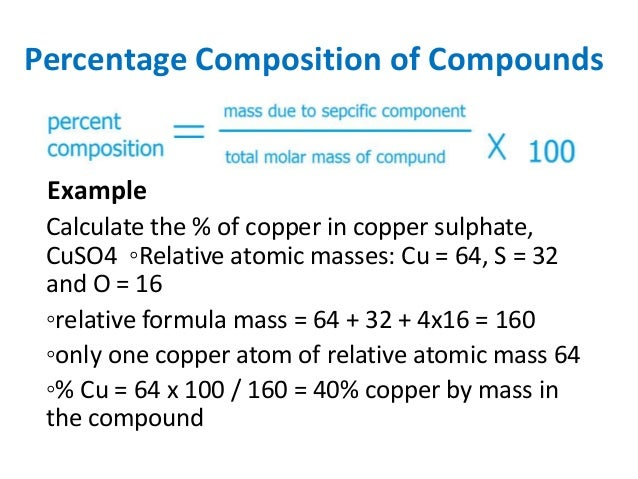 finding thr percentage composition of magnesium oxide essay