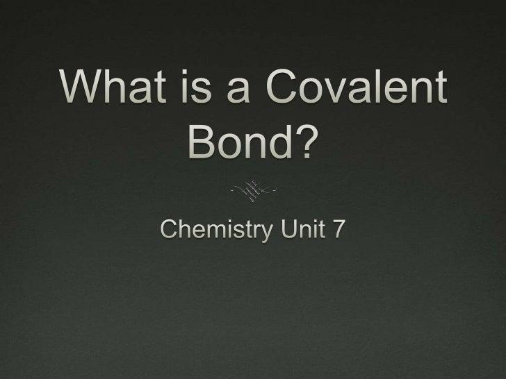 Chem unit 7 presentation