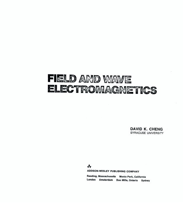 electromagnetics with applications kraus solution manual