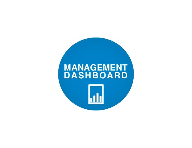 MANAGEMENT DASHBOARD