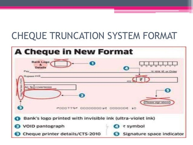 cheque truncation system Pt murni presents to you cheque truncation system, an end-to-end cheque processing solution that streamlines your business process to reduce rejection rate, protect your business and customers from cheque fraud, minimise operational cost, and enhance corporate image as a reliable bank or financial institution.