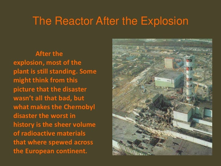 the disaster at chernobyl essay Chernobyl essay - receive an a+ grade even for the most urgent essays writing a custom essay means go through a lot of steps dissertations and essays at most.