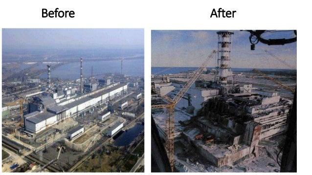 Chernobyl Disas... Chernobyl Before 1986