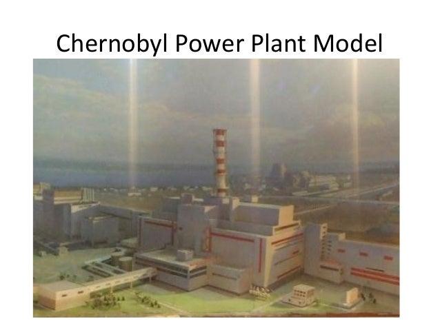 Chernobyl Power Plant Model