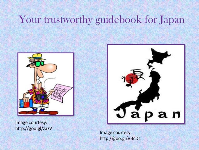 Your trustworthy guidebook for Japan
