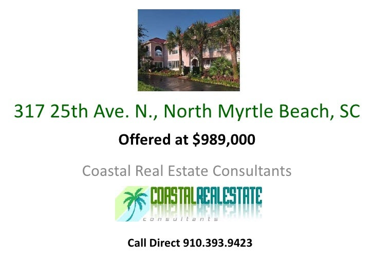 Elegant Coastal Oasis, 317 N 25th Avenue, North Myrtle Beach, SC  29582