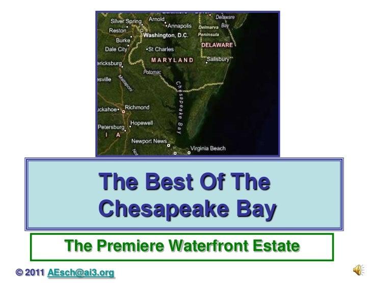 Chesapeake Estate Oct 2011