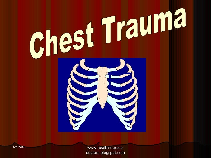 Chest injury