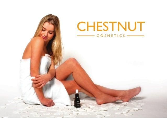 Introduction   01 Chestnut Cosmetics                            02 Visie & Missie   Chestnut Cosmetics is een nieuw beauty...