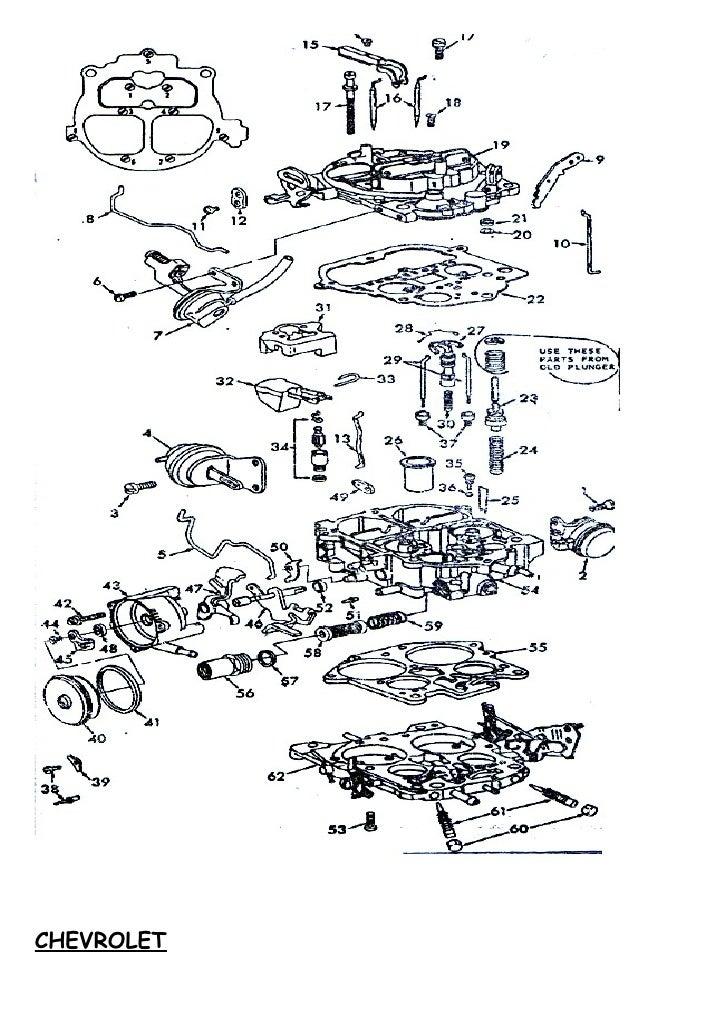 61 chevy c10 parts
