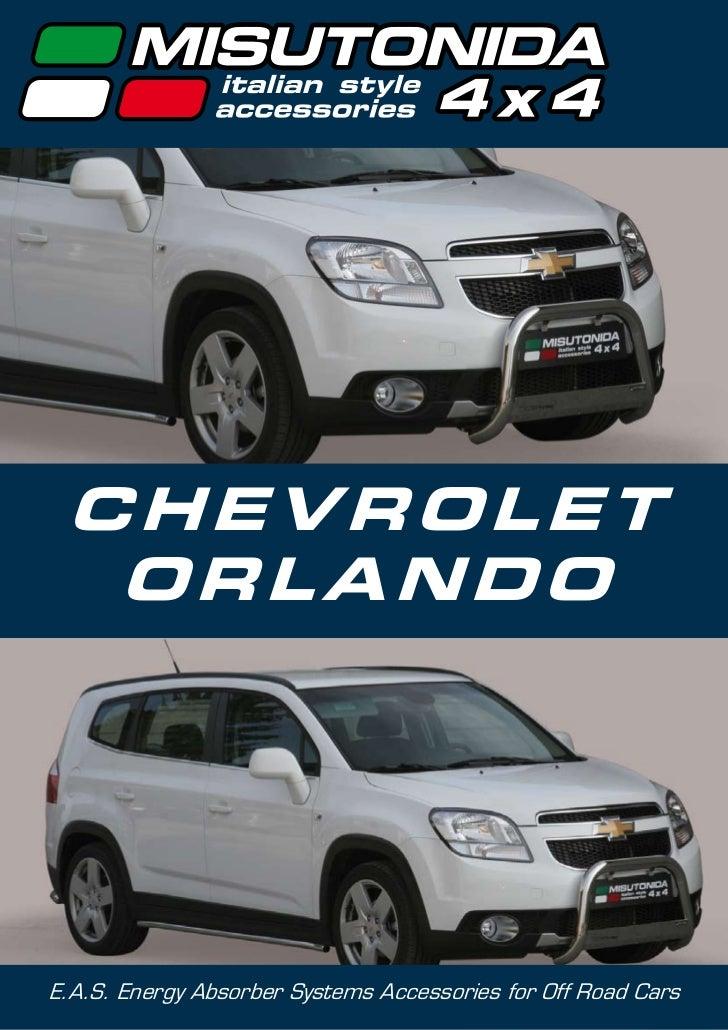 Chevrolet orlando autoprestige-accessoires-4x4