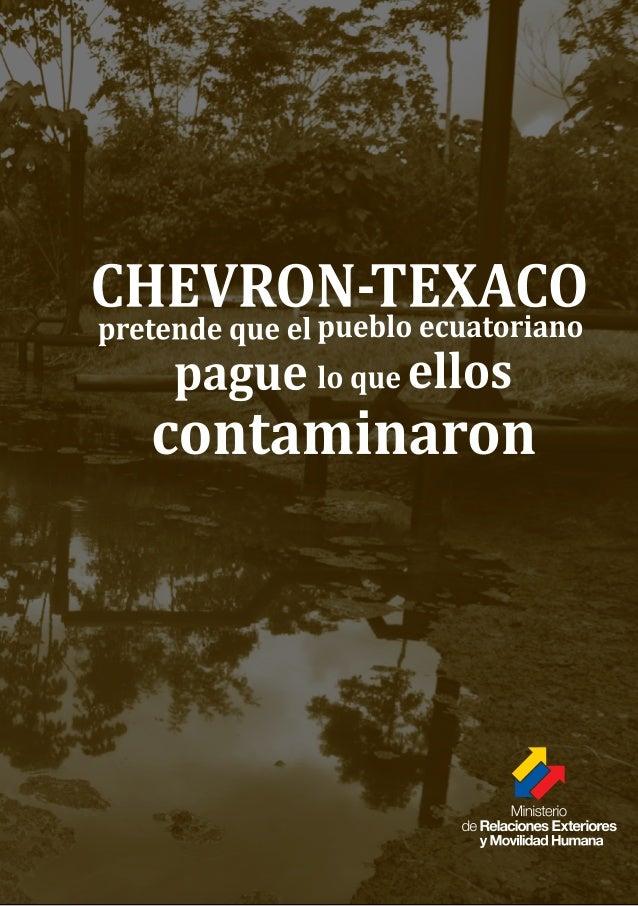 Chevron - Texaco
