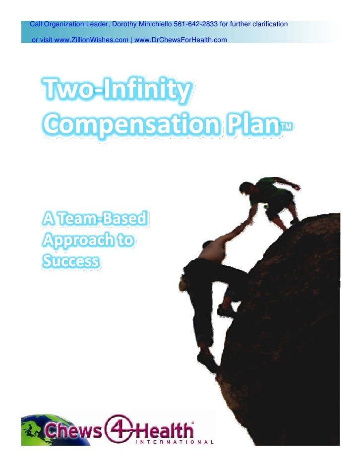 Chews4 Health Compensation Plan Ebook