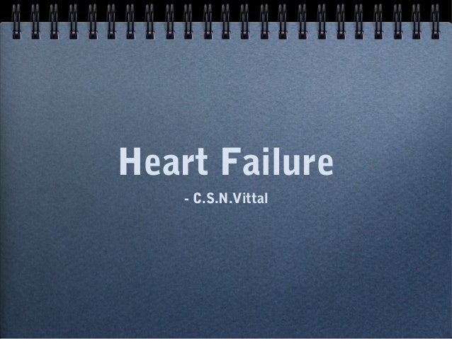 Pediatric Congestive Heart Failure