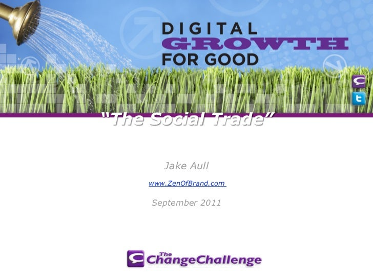 """TheChgChallenge:""""The Social Trade"""""""