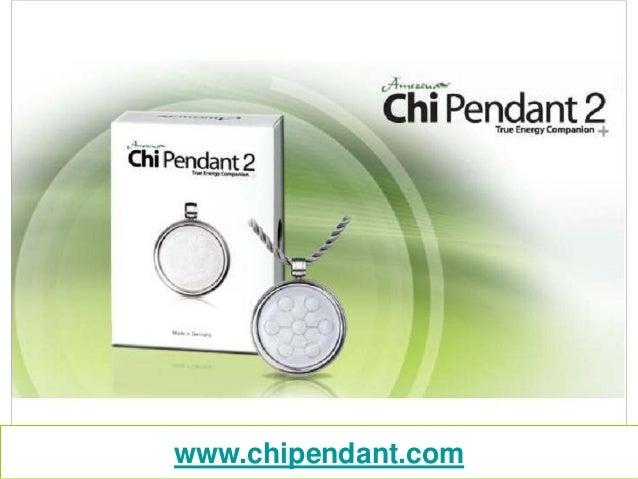 Chi Pendant 2 - Bio Energy